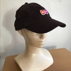 Dunkin Donuts Embroidered DD Hat